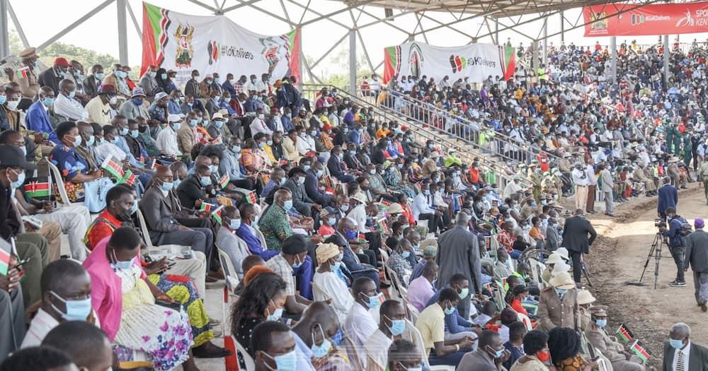 Kisumu: Ousted Wajir Governor Mohamud Among Guests Attending Madaraka Day Celebrations