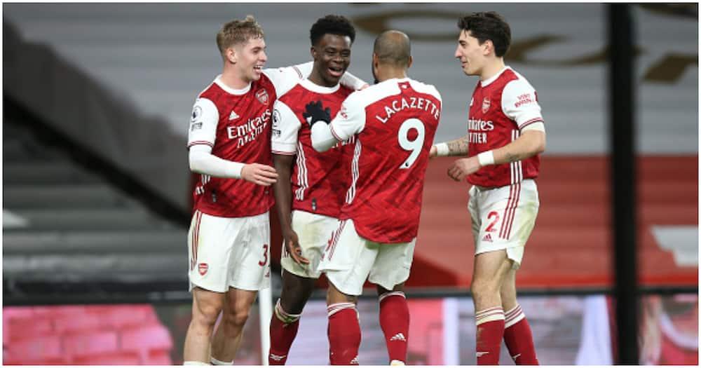 Arsenal wafunza Chelsea soka ugani Emirates kwa kuwapokeza kichapo cha 3-1