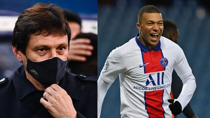 Real Madrid Accused of Approaching Kylian Mbappe Illegally