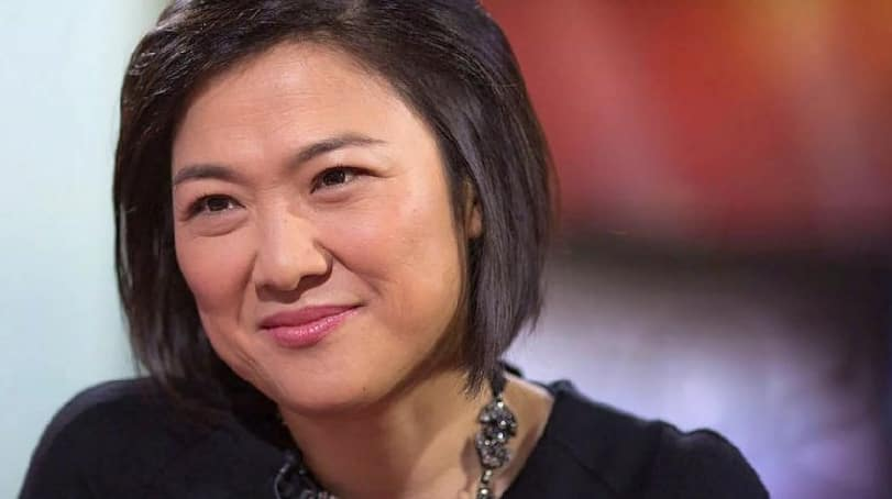Who is the richest Asian woman in the world