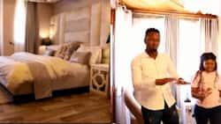"""Size 8, DJ Mo Showcase Exquisite Master Bedroom Makeover: """"Mapenzi Imeshika Moto"""""""