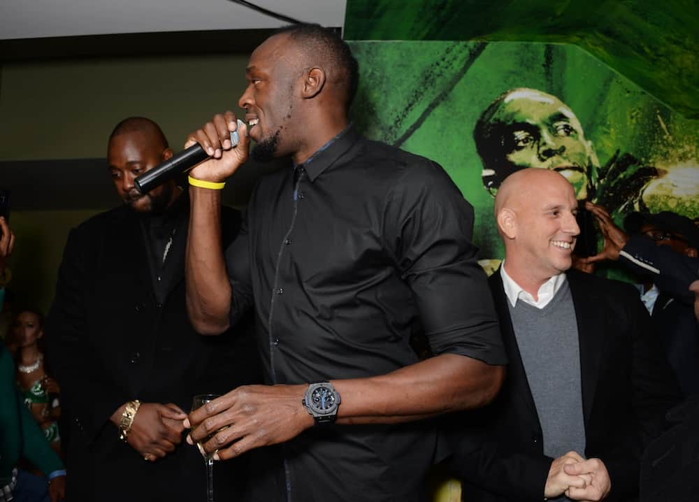 Usain Bolt shows kindness by donating 150 laptops to rural schools