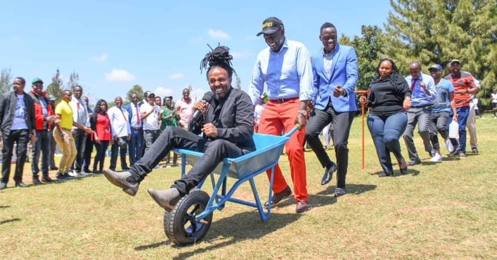 Ruto, Raila wakubaliana kuhusu nafasi ya hustlers