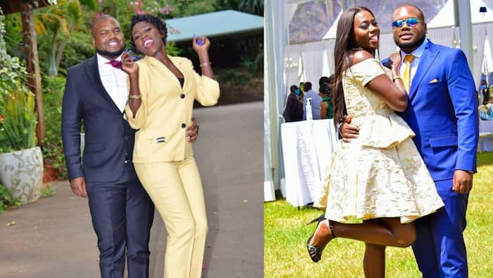 """Rue Baby awed by chemistry between mom Akothee, lover Nelly Oaks: """"Haki mapenzi wewe"""""""