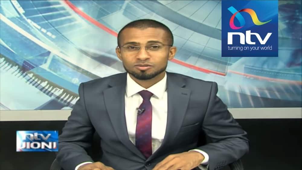 Swahili news anchor Harith Salim joins K24 months after losing his job