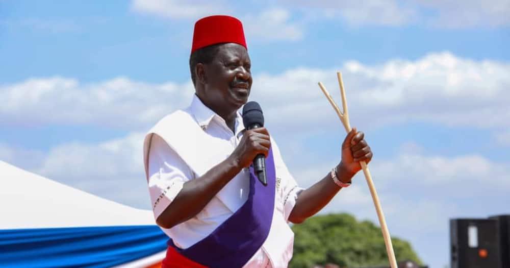 Raila Congratulates Samia Suluhu on Becoming 6th Tanzania's President