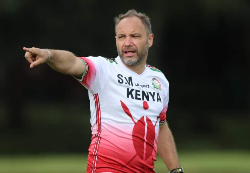 Harambee Stars' woes far from over as head coach Sebastien Migne threatens to quit over unpaid salaries