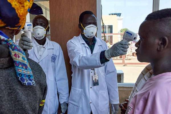 Coronavirus: Watu 156 wapona huku wengine 164 wakiambukizwa COVID-19