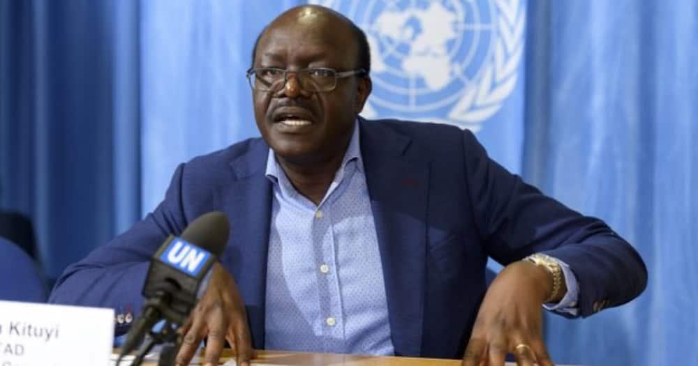 Mukhisa Kituyi azindua kampeni zake kuwania urais 2022