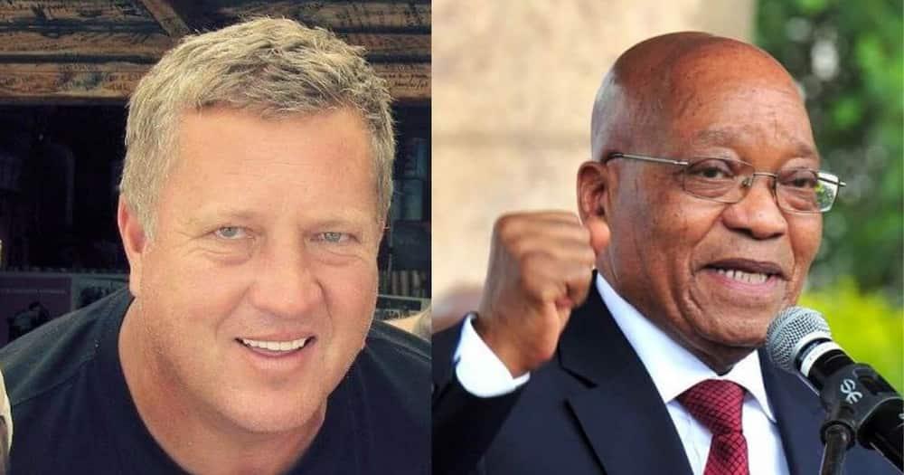 Key witness, Zuma, corruption, trial, cause of death unknown