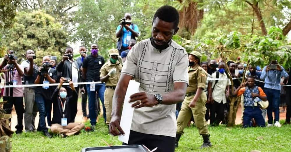 Uganda election: Bobi Wine's party NUP wins all MP seats in Kampala except one