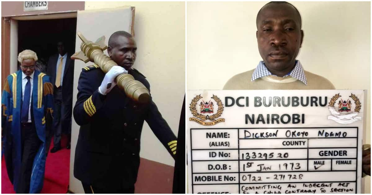 Image result for County official arrested over defilement of 12-year-old