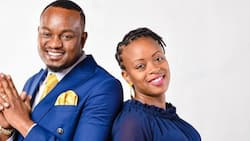 """Pastor T Mwangi Celebrates 4th Anniversary with Gorgeous Wife: """"Thanks for Being My Cover"""""""