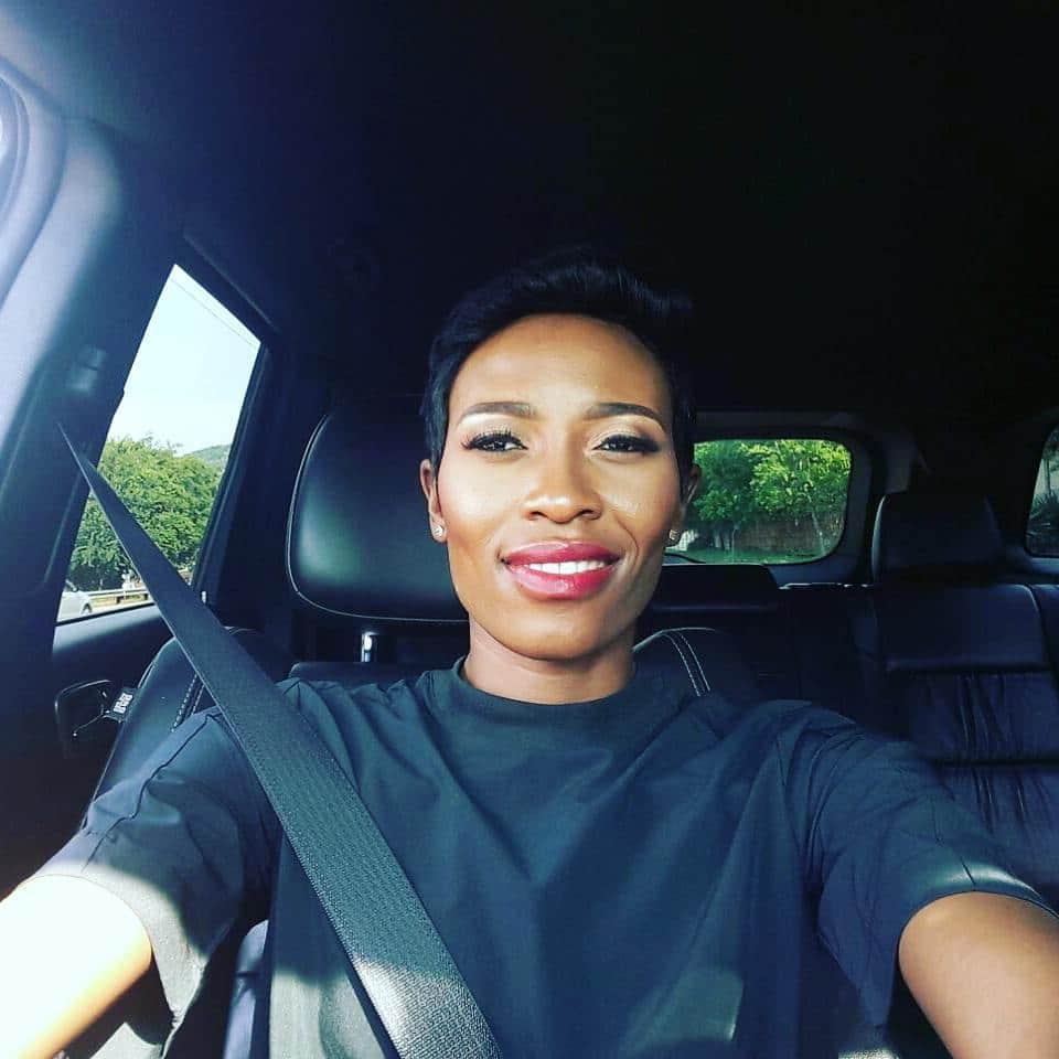 Caster Semenya's Violet Raseboya