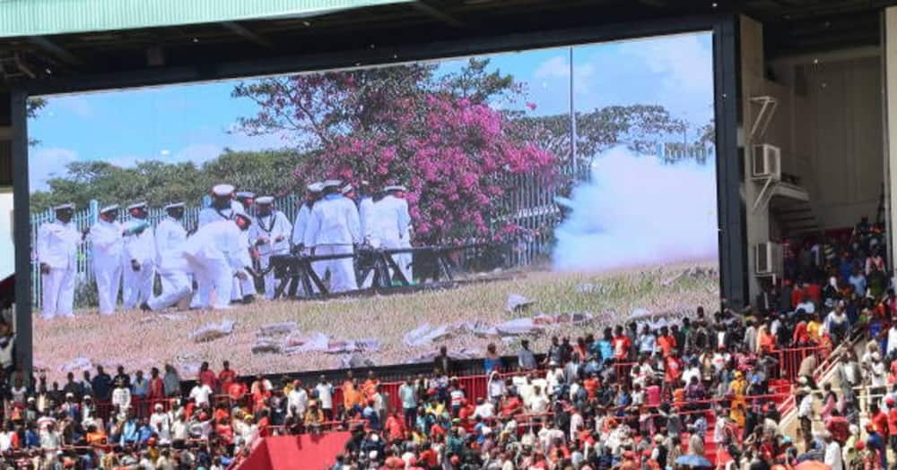 Customary Military Honour: Understanding Significance of State 21-Gun Salute