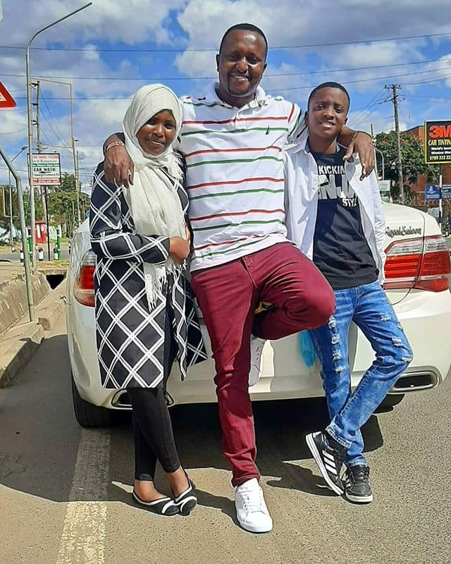 mzazi willy m tuva family