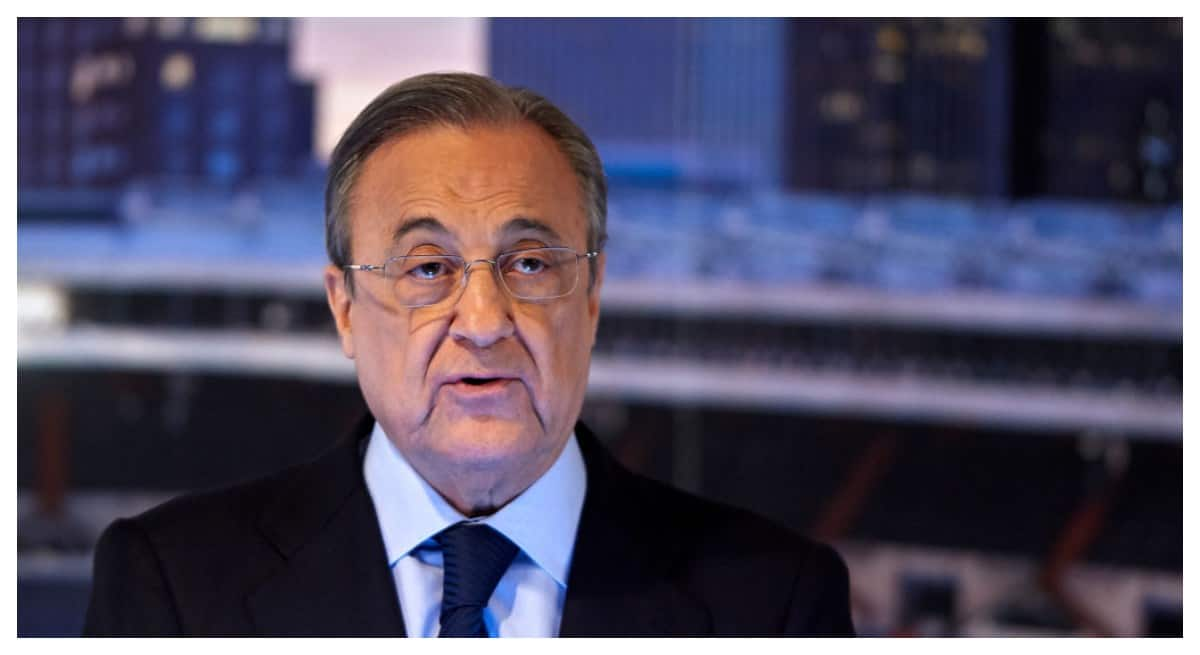 Real Madrid fans wants Florentino Perez dismissed amid crisis in the club