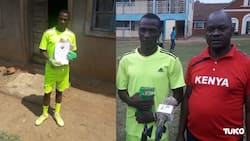 Chesamisi High School student Needs KSh 1 Million To Travel To Spain And Join Valencia Football Academy