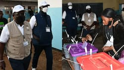 Zambia Polls: Speaker Ken Lusaka Leads Africa's Team of Election Observers as Voting Kickoffs