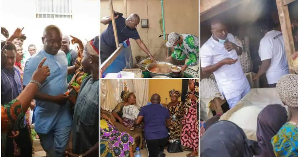 5 Photos Nigerian Lawmaker who is considered as the most humble.