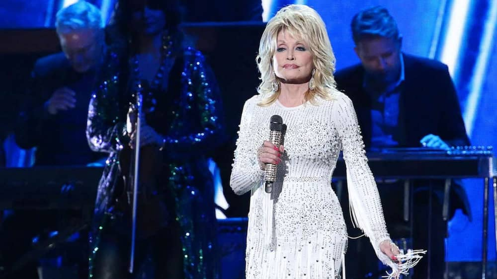 Dolly Parton finally gets COVID-19 vaccine, month after helping fund it