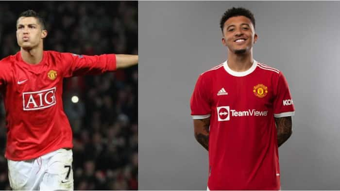 New Man United Summer Signing Reveals how Ronaldo Has Helped Him Improve His Game