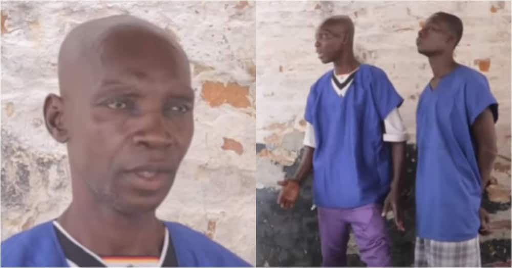 Kwaku Amofa: 61-year-old pastor who was jailed 16 months for insulting his family head released.