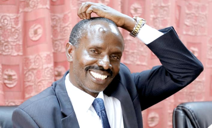 Kenya National Union of Teachers Secretary-General (KNUT) Wison Sossion says in case the numbers spike, then they will be forced to close them down again. Photo: KNUT