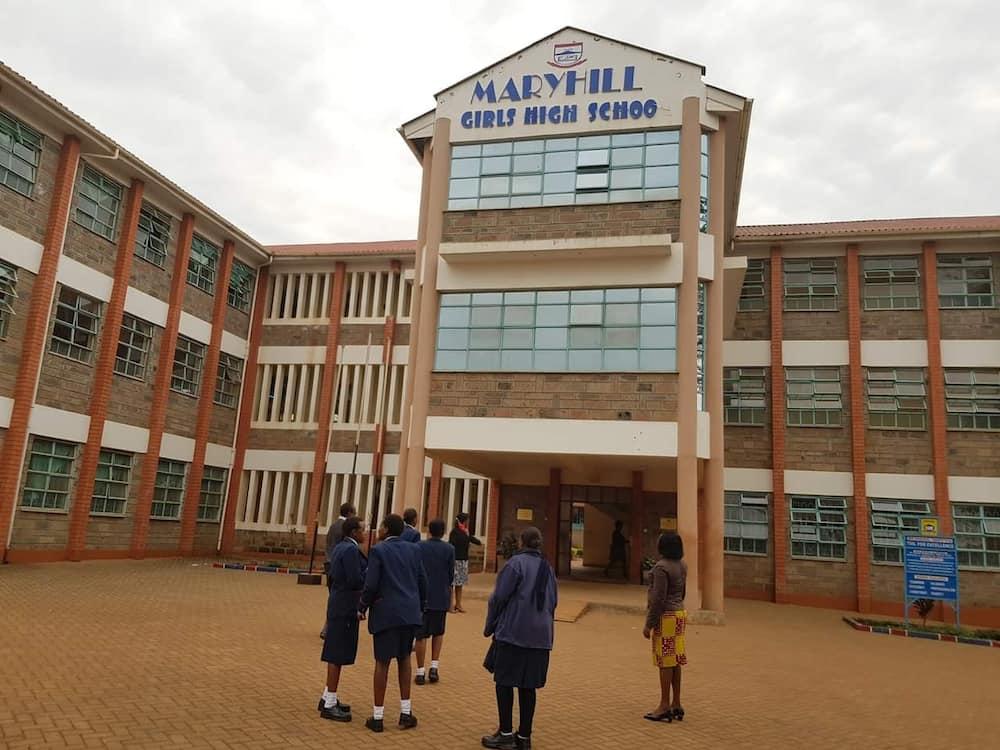 national schools in Kiambu county