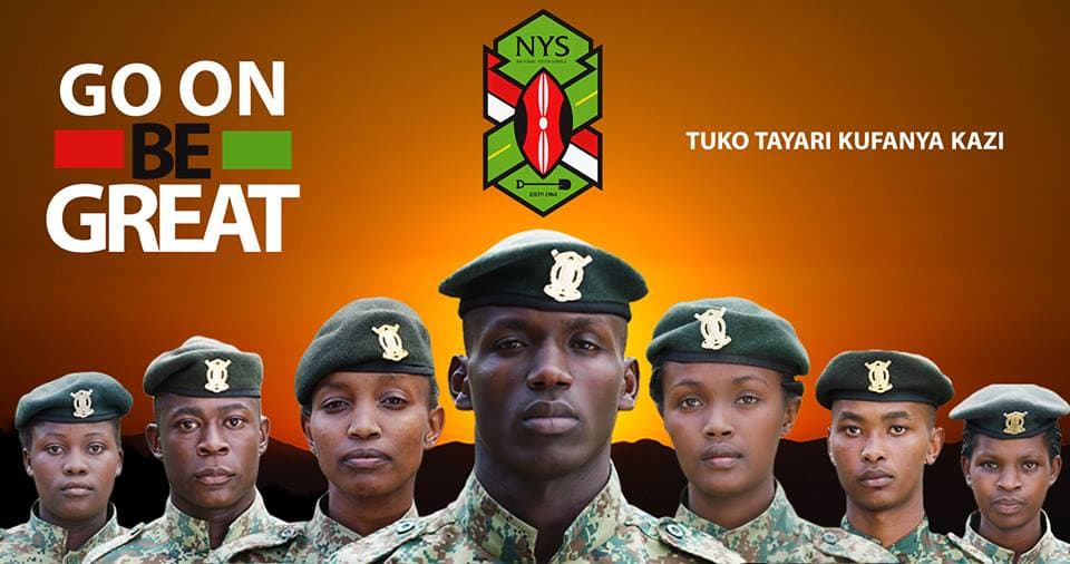 NYS Kenya College recruitment, entry requirements, contacts