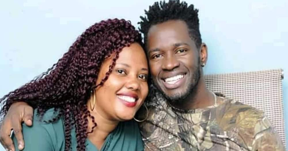 Musician Nubian Li had earlier promised to convert when her hubby was arrested during Uganda's campaigns.
