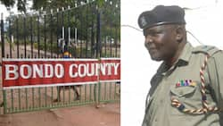Bondo police boss dies after travelling from Nairobi, developing breathing difficulties