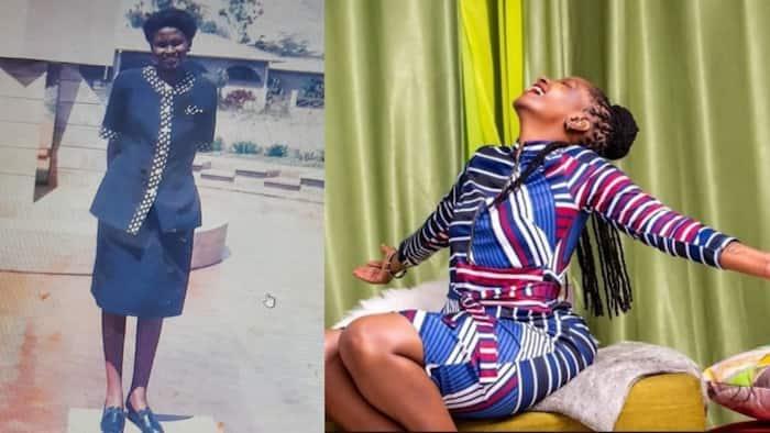 Matumbo Yanaweza Geuka Nyama, Esther Musila Achapisha TBT na Kusema