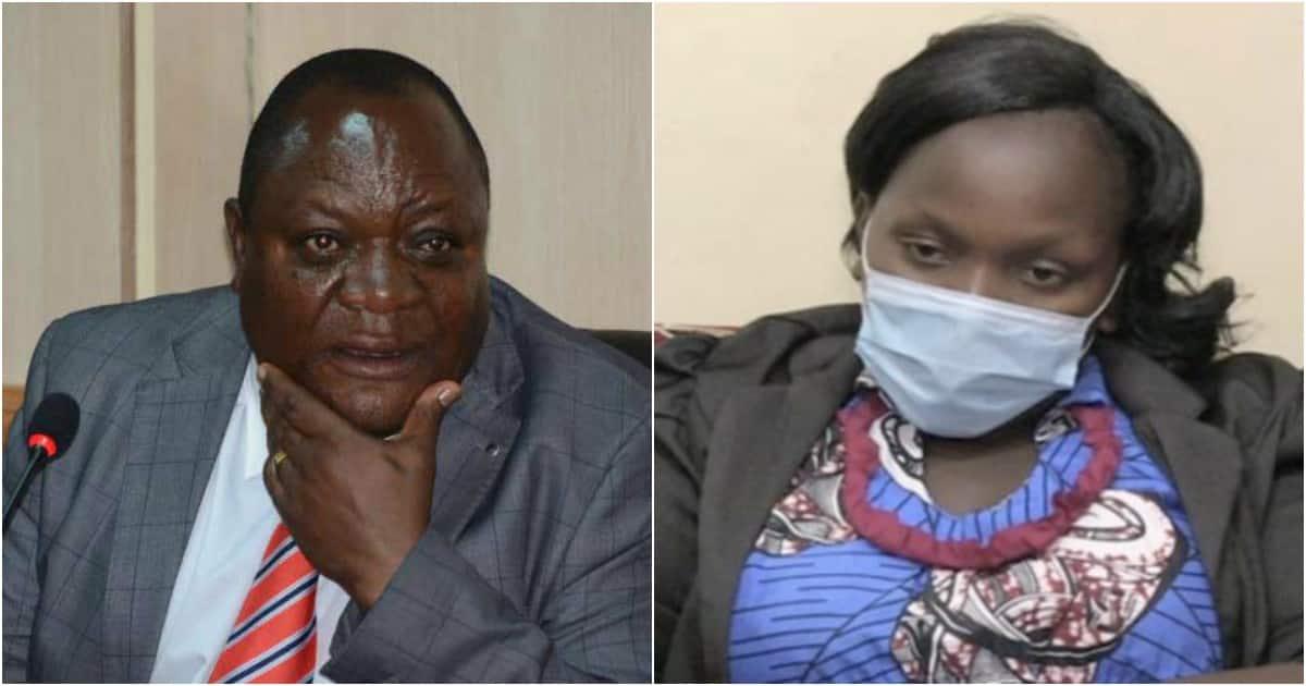 Justus Murunga's mistress says late MP was her regular uji customer