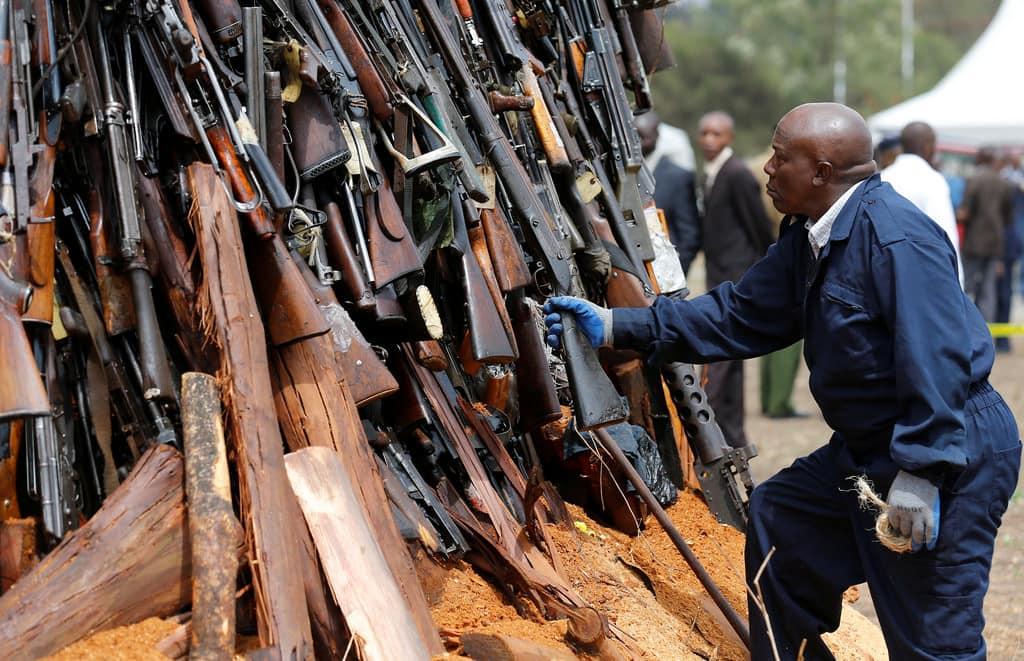 Fresh report shows over 750,000 Kenyan civilians still own guns illegally