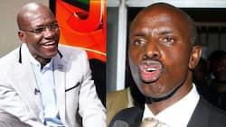 Boni Khalwale Laughs at Wilson Sossion's Resignation Decision, Angers Netizens