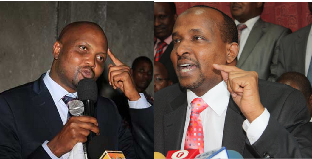 Image result for moses kuria duale