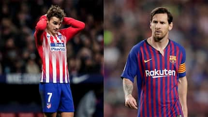 Antoine Griezmann opens up on how Lionel Messi made him reject a move to Barcelona