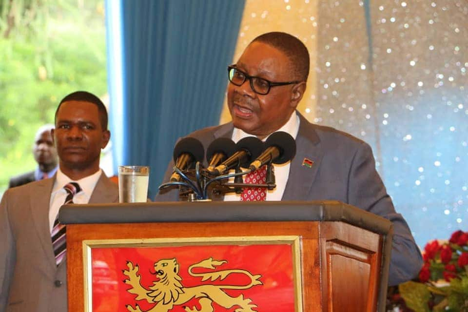 Lazarus Chakwera: Malawian Opposition leader declared winner of presidential vote after election re-run