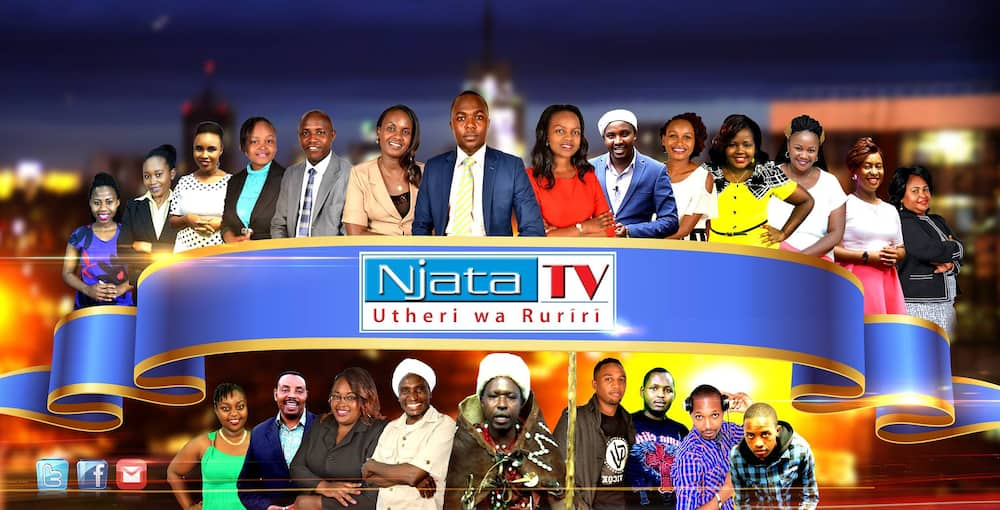 Kikuyu TV stations