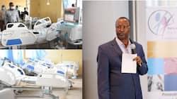 Gavana Mohammed Kuti akanusha madai serikali yake ilikopa vitanda vya ICU kupiga picha