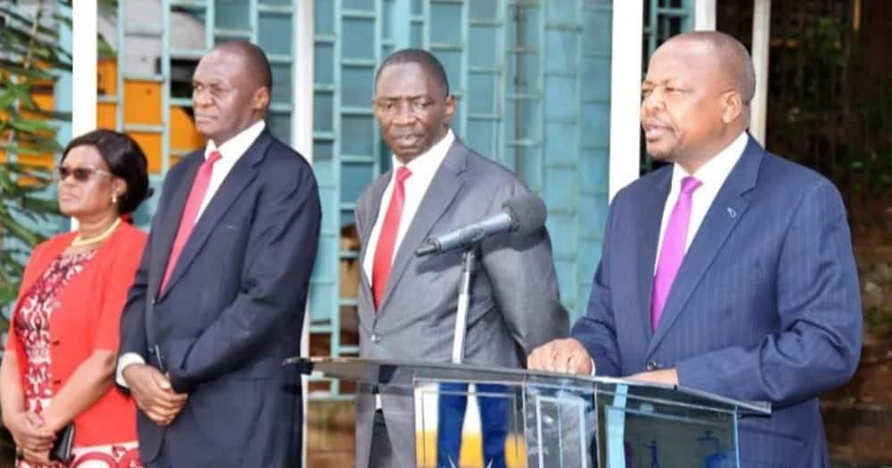 "Gov't Asks Kenyans Hiding Oxygen Cylinders to Surrender Them: ""It's a Matter of Life and Death"""