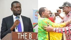 Edwin Sifuna Tells William Ruto to Respect People's Homes