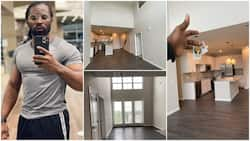 Successful Male Nurse Shares Beautiful Photos of His New Apartment in the US