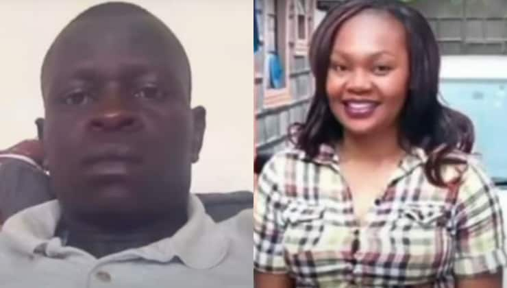 KDF officer arrested on accusation of strangling 26-year-old wife to death