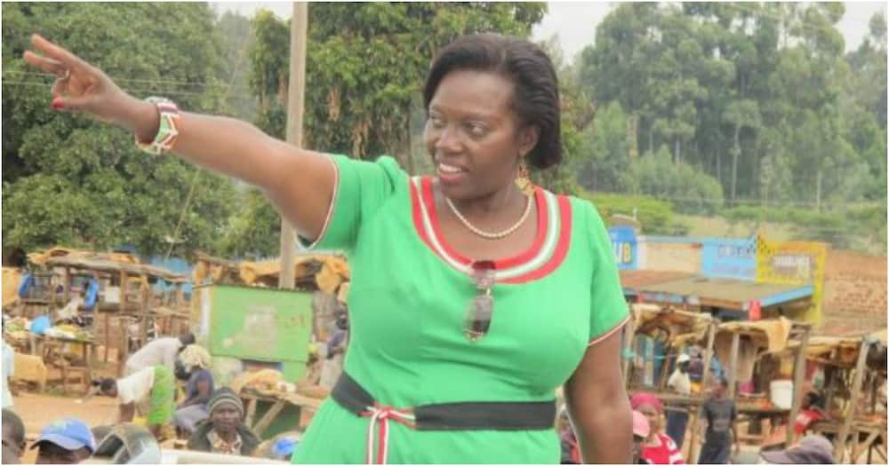 Martha Karua sends Moses Kuria auctioneers to recover KSh 6.5 defamation damages she was awarded