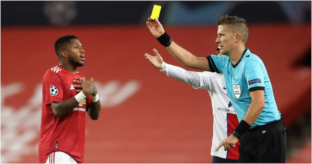Fred: Solskjaer admits he considered subbing Brazilian before eventual red card vs PSG
