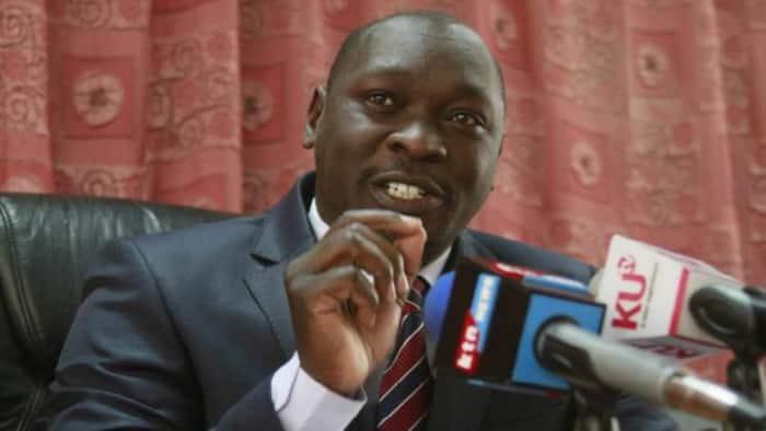 "Joshua Kutuny warns more Jubilee rebels will be expelled from party: ""Lazima kuwe na heshima"""