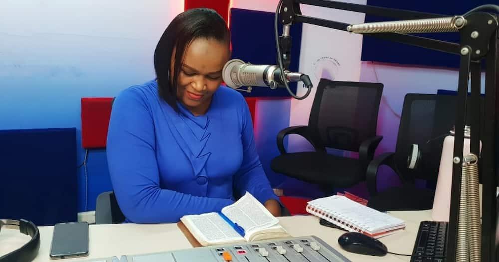 Syombua Osiany was relieved of her radio presenter job in June 2020.