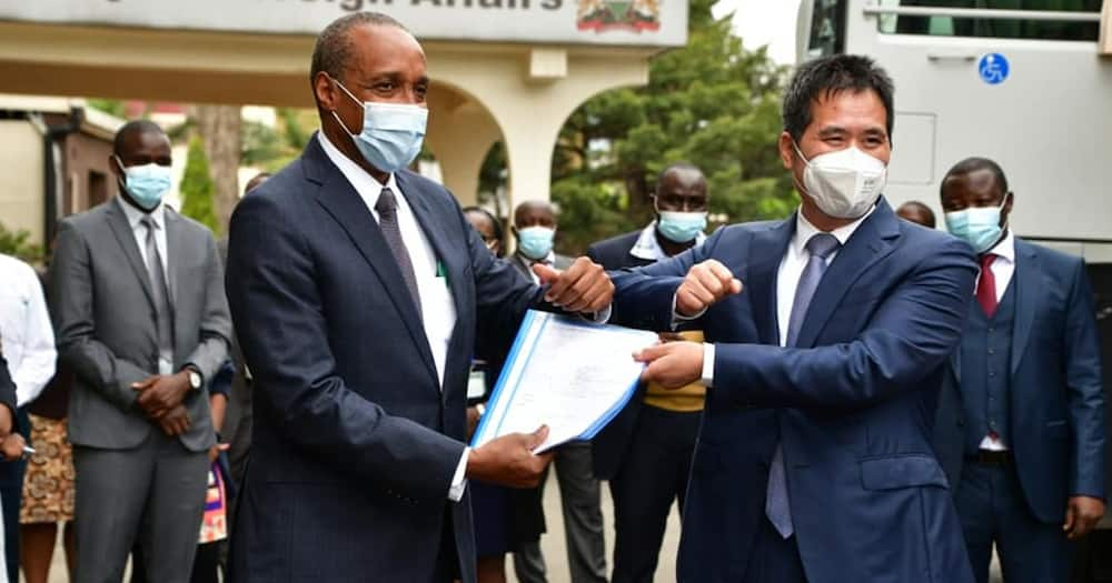 China Offers to Build Kenya's New Ministry of Foreign Affairs Offices in Nairobi